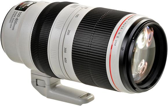Canon 100-400mm L mkii